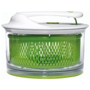 chef 39 n salad spinner salatschleuder salatschleuder test. Black Bedroom Furniture Sets. Home Design Ideas
