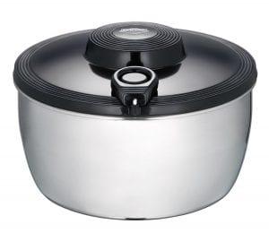 Küchenprofi Edelstahl Salatschleuder