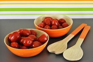 Salatbestecke gibt es in viele Formen und Materialien